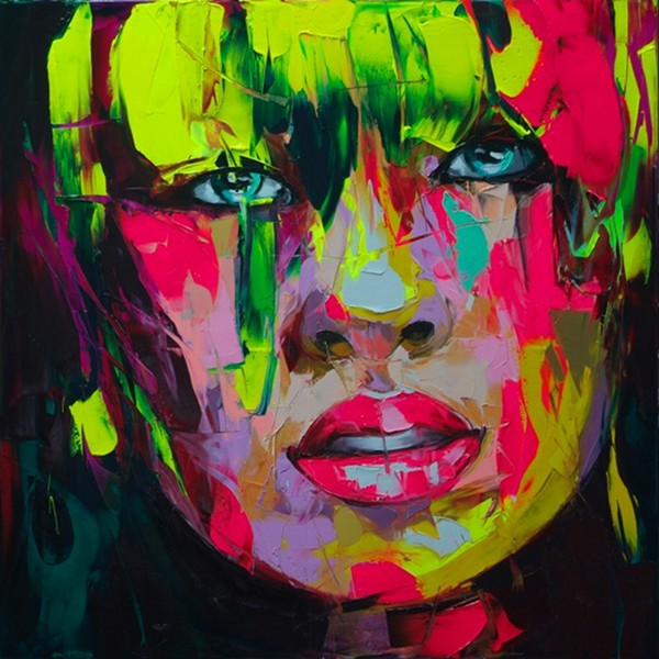 francoise nielly portraits 3 Francoise Nielly Portraits