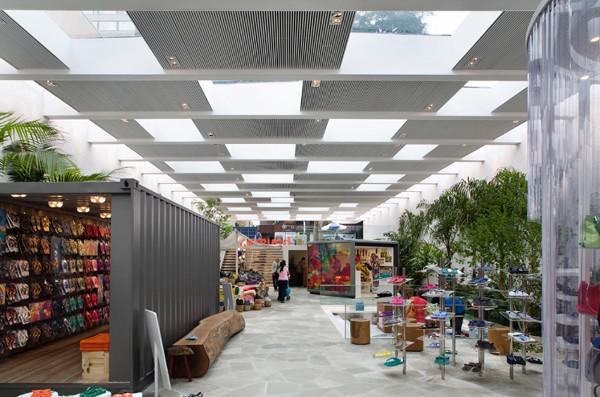 havaiana store sao paolo brazil isay weinfeld 2 Havaianas Store Brazil by Isay Weinfeld