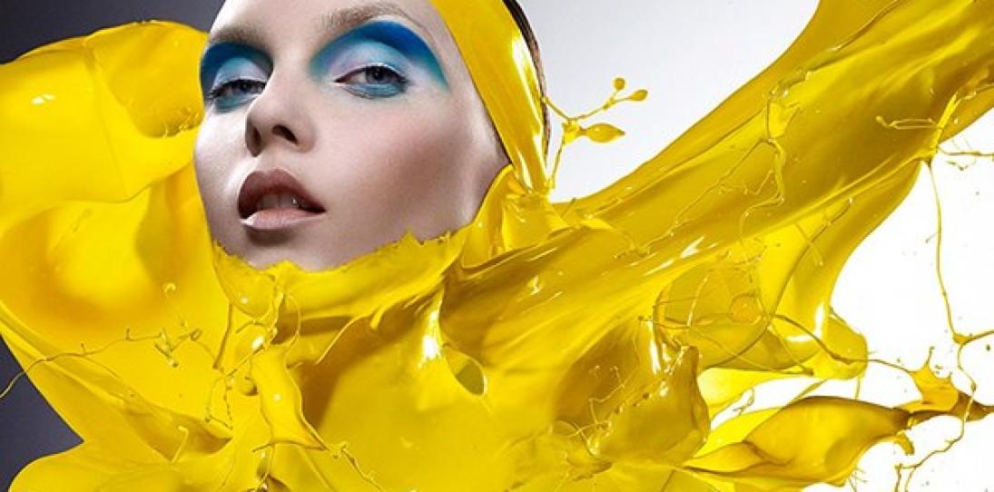 Iain Crawford's Colorful Fashion Photography