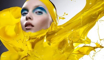Iain Crawford's Colorful Fashion Photography