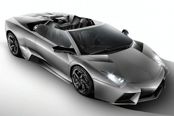 lamborghini reventon roadster 1 Lamborghini Reventon Roadster Revealed