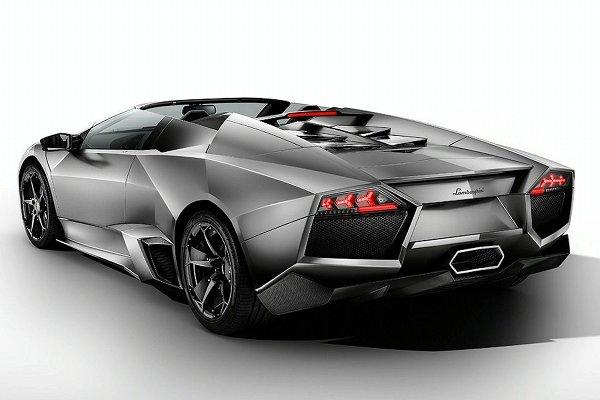 lamborghini reventon roadster 2 Lamborghini Reventon Roadster Revealed