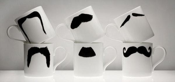 moustache mugs by peter bruegger 5 Moustache Mug by Peter Bruegger