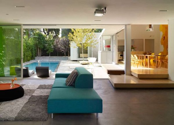 norwich residence by clive wilkinson architects 41 Hollywoods Norwich Residence by Clive Wilkinson Architects