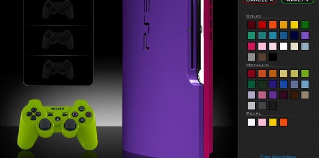 Colorware PS3 Slim