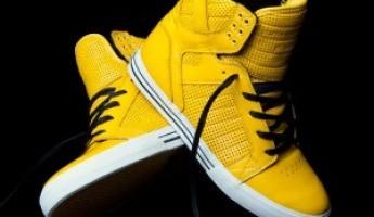 Supra Skytop Sneakers for Karmaloop