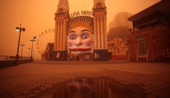 Sydney Dust Storm 2009: Mars on Earth