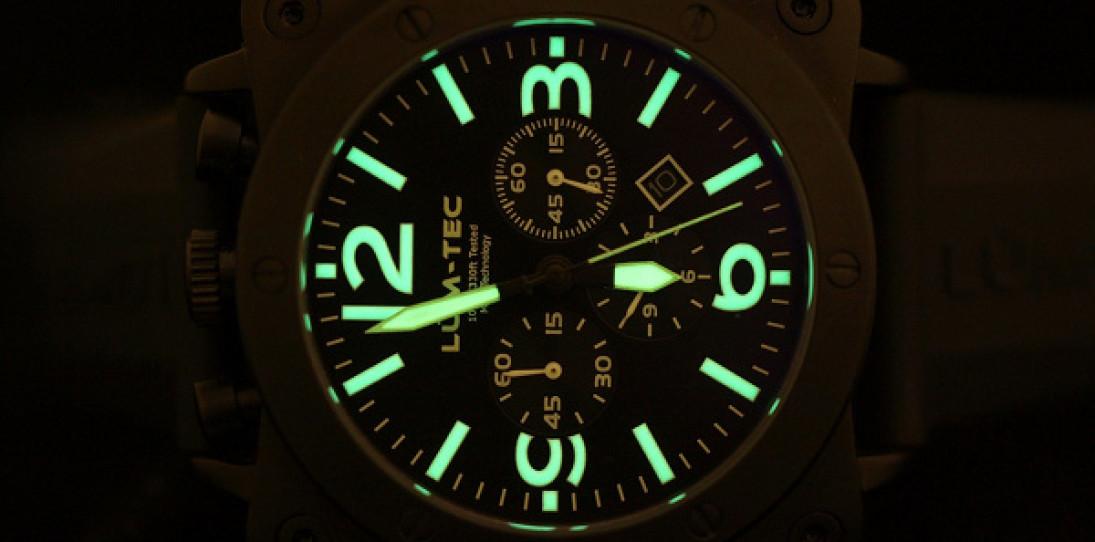 Lum-Tec Bull 45 Chronograph