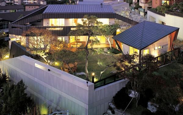Nok Sung Hun House by IROJE KHM Architects 2