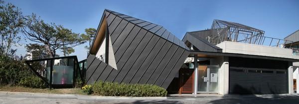 Nok Sung Hun House by IROJE KHM Architects 3