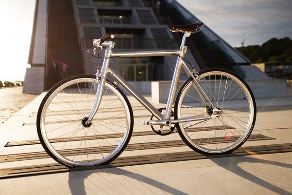 Schindelhauer Bikes 2 Schindelhauer Bikes: Belt Drive Beauties