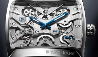 Tag Heuer Monaco V4 Watch