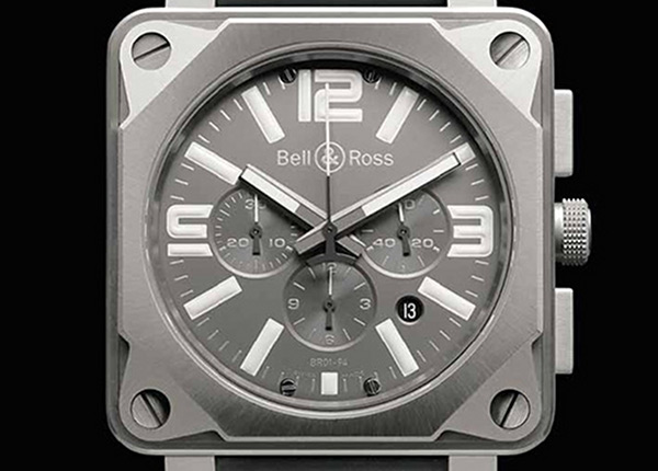 bell and ross br 01 94 pro titanium watch 1 Bell & Ross BR 01 94 Pro Titanium Watch