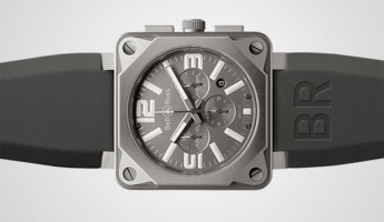 Bell & Ross BR 01 94 Pro Titanium Watch