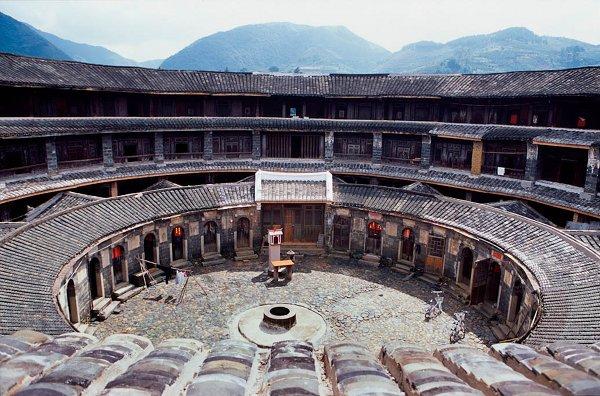 chinese hakka houses 2 Fujian Tulou: Chinas Amazing Hakka Houses