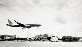 Jet Airliner by Josef Hoflehner