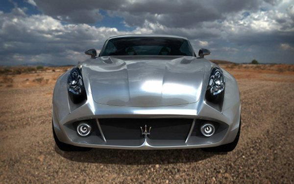 maserati kuba concept 1 Maserati Kuba CUV Concept