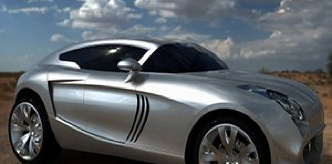 Maserati Kuba CUV Concept
