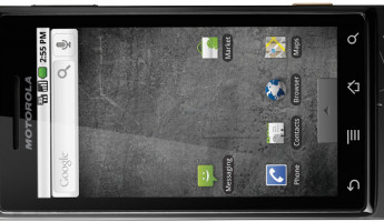 motorola droid 1 345x200 The Motorola Droid: Android Perfected
