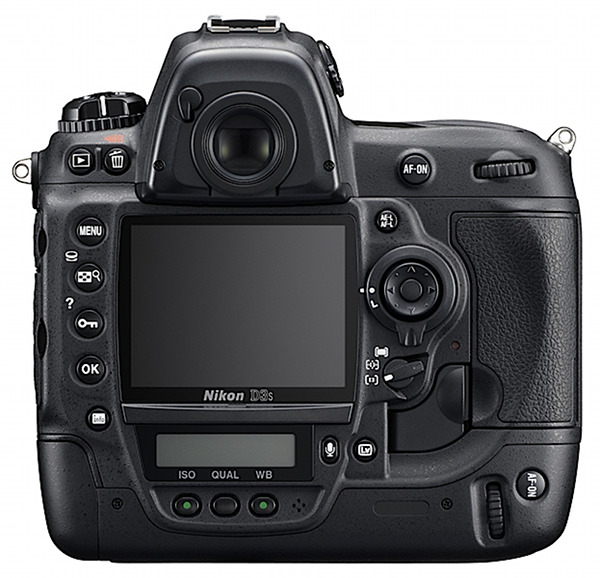 nikon d3s 3 Nikon D3S Digital SLR