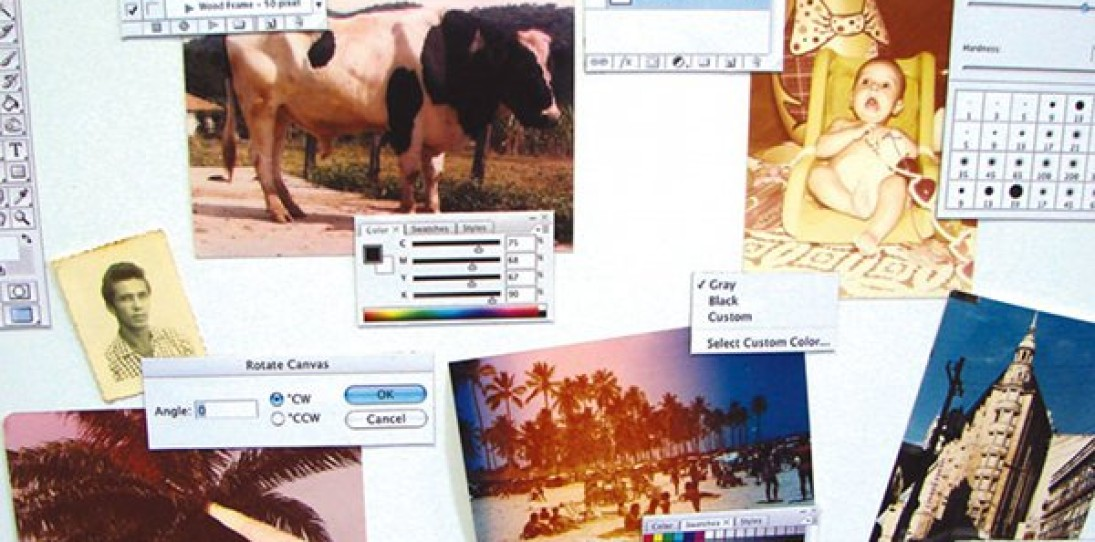 Photoshop Magnet Kit