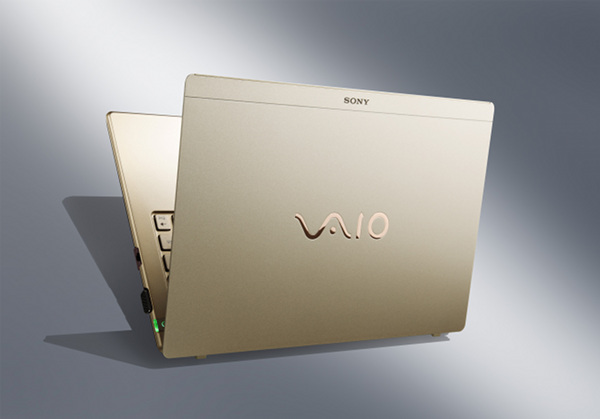 sony vaio x 4 Sony VAIO X: Goes for the Gold, Gets Bronze Instead