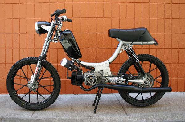 1978 mean spirit moped 1977 mopeds 1 1978 Mean Spirit Custom Moped