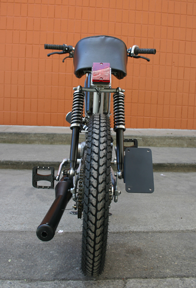 1978 Mean Spirit Custom Moped