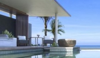 Alila Villas Soori Resort in Bali, Indonesia