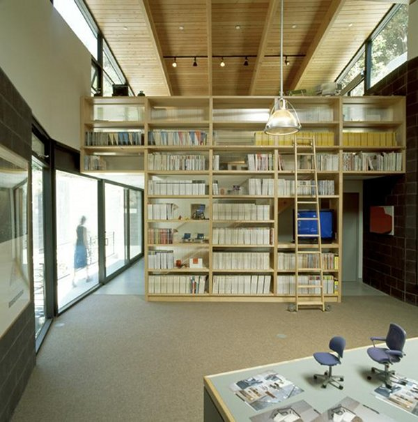 Chadwick Studio by Frederick Fisher and Partners  2