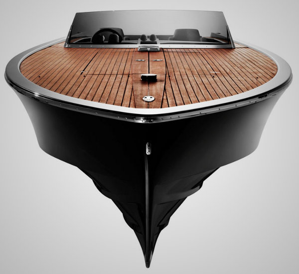 Frauscher Boats 717 GT 1 The Frauscher Boats 717 GT