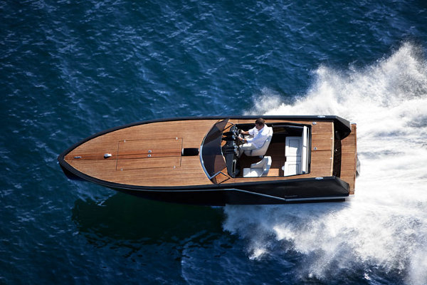Frauscher Boats 717 GT 5