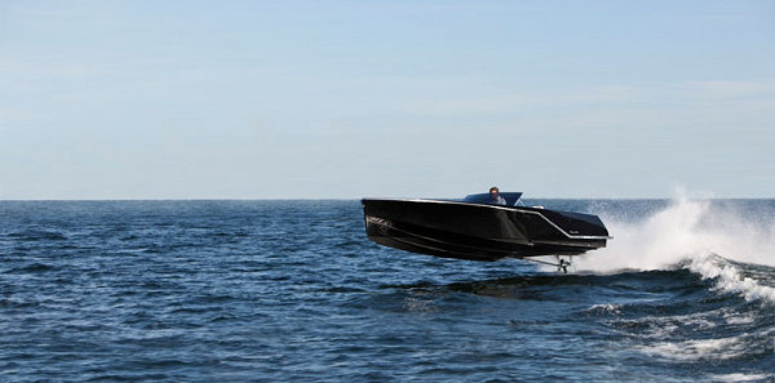 The Frauscher Boats 717 GT