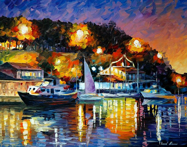 Leonid Afremov Art 2 The Artwork of Leonid Afremov