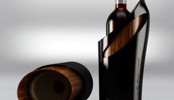 The Pierre Negrevergne 2Wine Collection by Kossi Aguessy