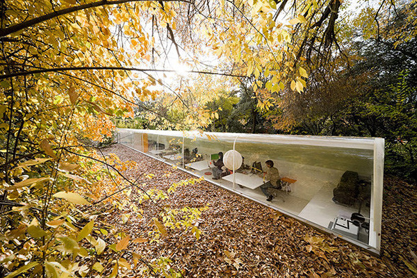 Selgas Cano Architecture Office by Iwan Baan 1