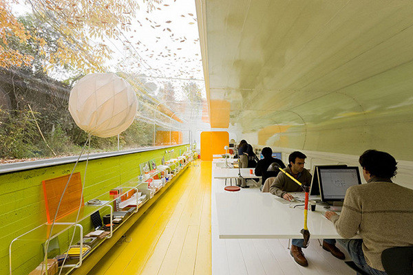 Selgas Cano Architecture Office by Iwan Baan 2