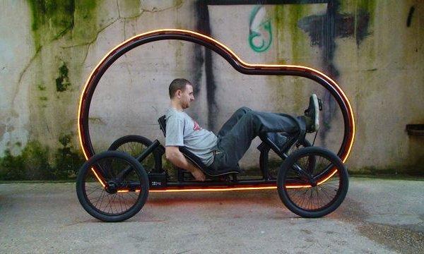 artikcar bike ben wilson 1 Artikcar Bike by Ben Wilson