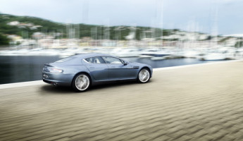 Aston Martin Rapide Up Close and Personal