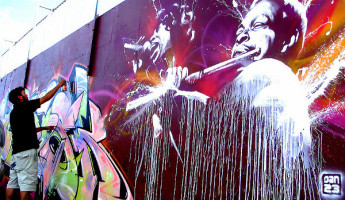 The Urban Mural Art of Dan23