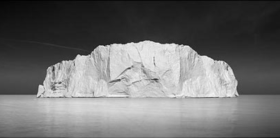 The Iceberg Art of David Burdeny