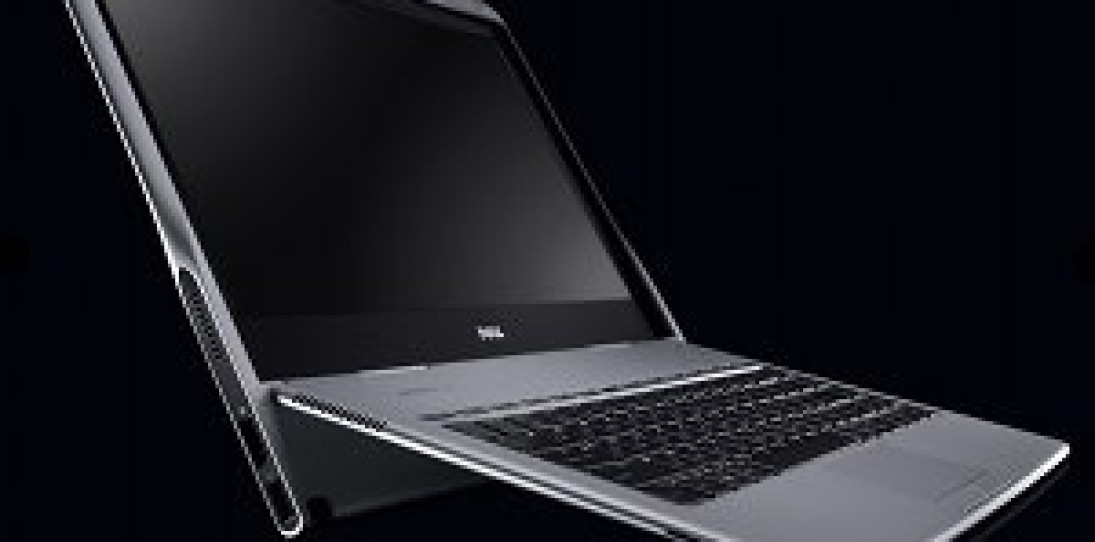 Dell Adamo XPS: Available Now
