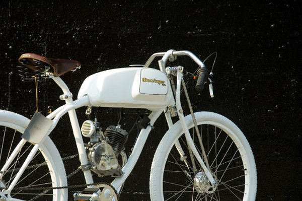 derringer cycles 3 Derringer Cycles: Vintage Style Mopeds