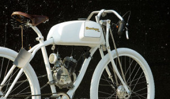 Derringer Cycles: Vintage-Style Mopeds