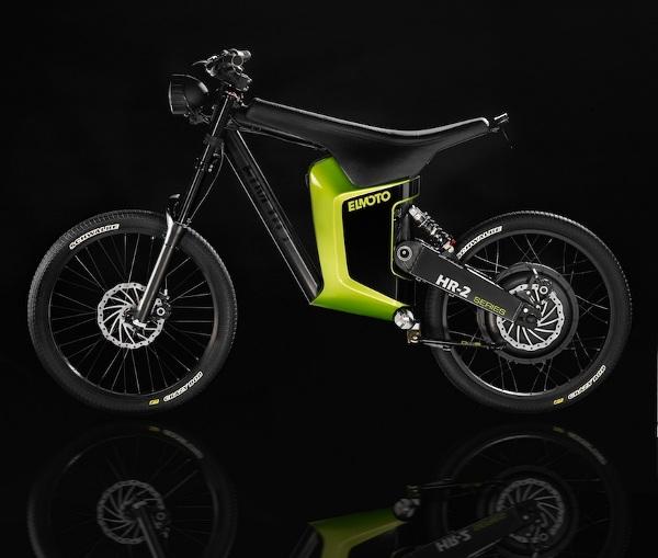 Elmoto Hr 2 Electric Bike