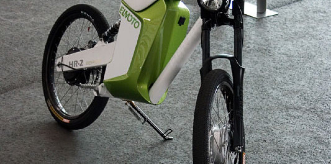 Elmoto HR-2 Electric Bike