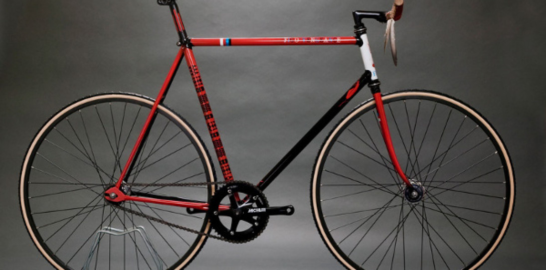 Figo Vengeance Fixed Gear Bike