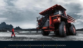 2010 Heavy Equipment Calendar