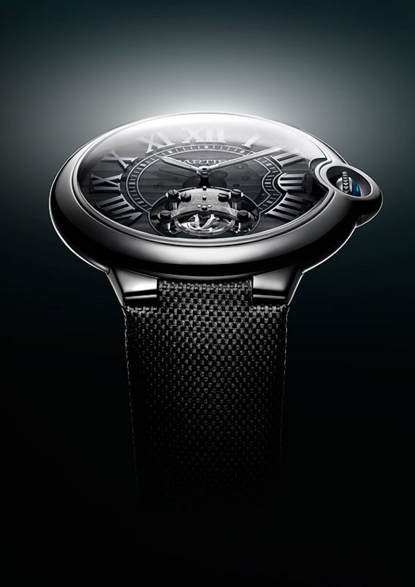 id one cartier concept watch 1 Cartier iD One Watch Concept
