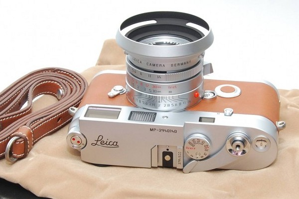 leica hermes limited edition m7 1 Leica M7 Hermes Limited Edition Camera